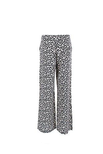 Pantalone Donna Pennyblack 40 Blu/bianco Laos Primavera Estate 2017
