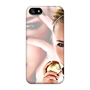 Tpu Case Cover For Iphone 5/5s Strong Protect Case - Hayden Panettiere 12 Design