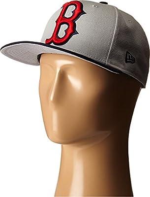 New Era Men's Logo Grand Redux Boston Red Sox