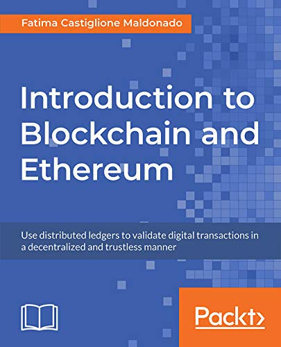 introducing ethereum and solidity foundations of cryptocurrency pdf
