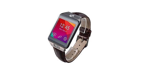 No. 1 G2 Bluetooth 4.0 Portátil SmartWatch, mando a distancia de ...