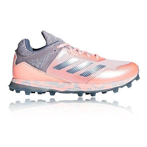 adidas Fabela Zone Women's Hockey Shoes - SS19-8 M US - Grey