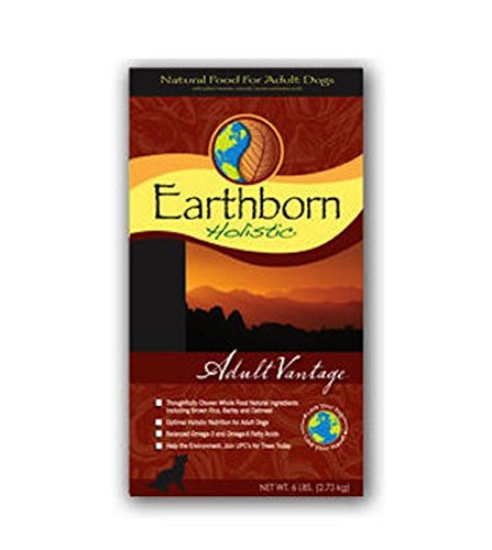 Earthborn Holistic Natural Dog Food Adult Vantage 5 lbs