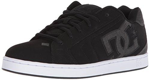 Nero Dc Scarpe Se Shoes bambini Skateboard Da Unisex Grigio Net k 4IqIwnFzr