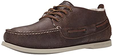 Amazon.com | Sperry Top-Sider Men's Winter Chukka Boot | Boots