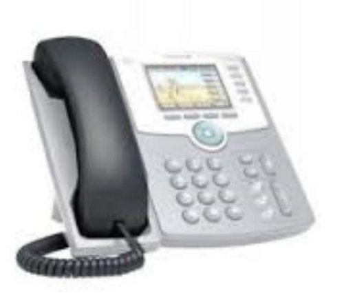Cisco Spa 500 Series Replacement Handset (SPA500-HANDSET)