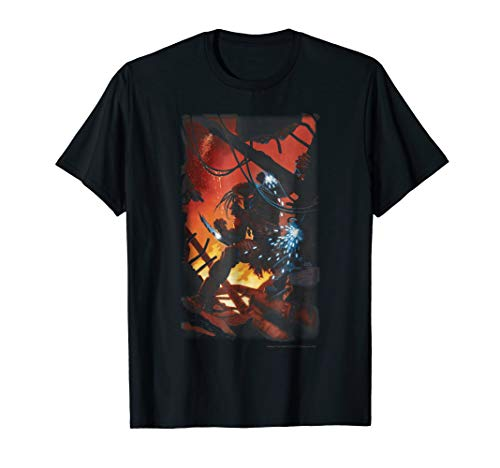 Predator Comic T Shirt for Men or Women