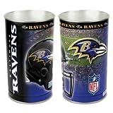 NFL Baltimore Ravens Wastebasket