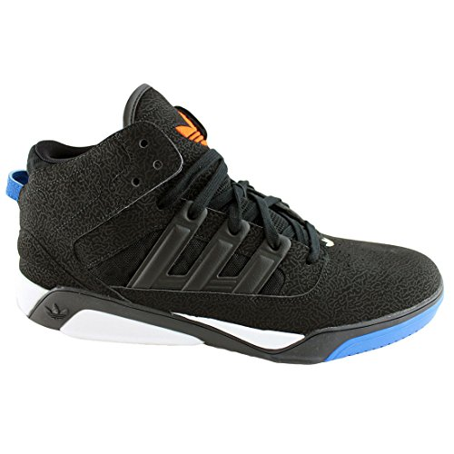 Adidas Corte Fiammata Lqc (nero / Blu Pastello / Warnin)