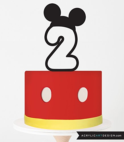 Super Mickey Mouse Cake Toppers Shop Mickey Mouse Cake Toppers Online Birthday Cards Printable Trancafe Filternl