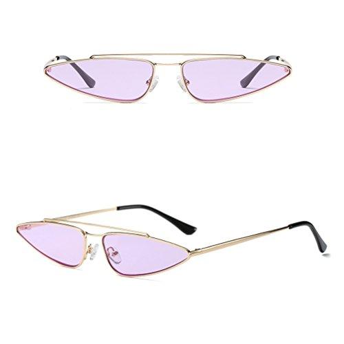 Irrégulière pour Femmes Protection Shades Spécial Forme Élégant Unisexe UV Goggles Zhuhaitf Eyeglass Hommes et Purple qx4Hgw0w