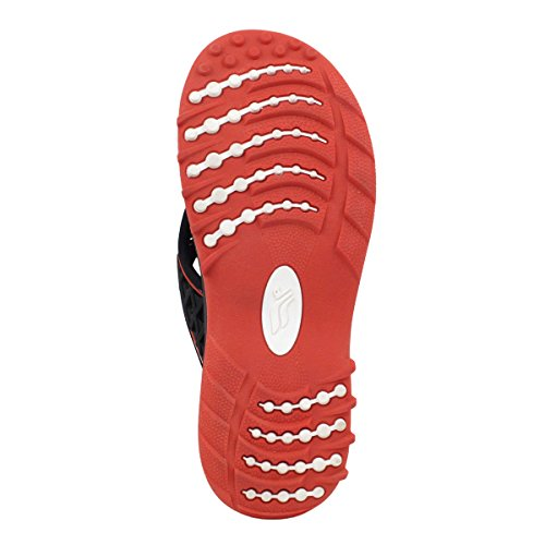 GP5803 Support Pigeon Red Breathable Flip Flops Men With Upper Gold Water Lite Shoes Women Arch Outdoor qEdW6Z