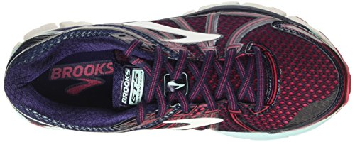 Virtual Women's 17 Pink Evening Gymnastics Shell Blue Shoes Brooks GTS Adrenaline Limpet Blue Pdxw6q6f