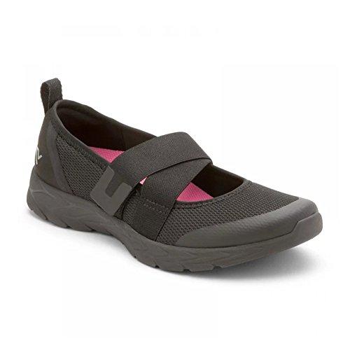 Vionic Rask Pace- Kvinders Maryjane Sneakers Sort 71U8plC