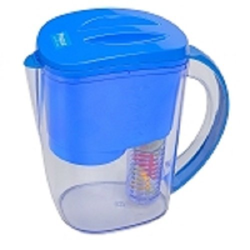 Propur Water Filter Pitcher with Fruit Infuser. Includes 1 ProOne G2.0 M Filter Element