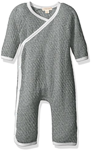 Burts Bees Baby Quilted Coverall