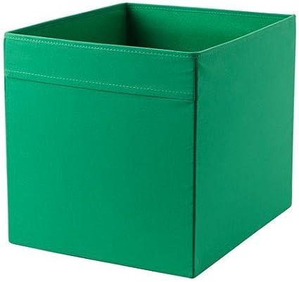 Ikea Dröna compartimento en verde; (33 x 38 x 33 cm): Amazon.es: Hogar