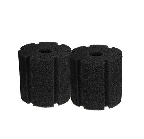 Replacement Sponge Filter for XY-380, Pack of 2 (Sponge Replacement Filter)