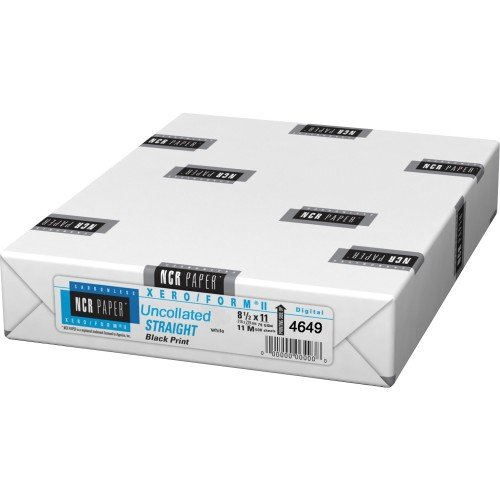 NCR4649 - NCR Paper Xero/Form II Carbonless Paper by NCR Paper (Image #1)
