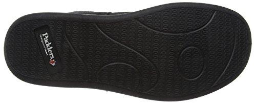 Padders Blake, Men's Low-Top Slippers Black (Black)