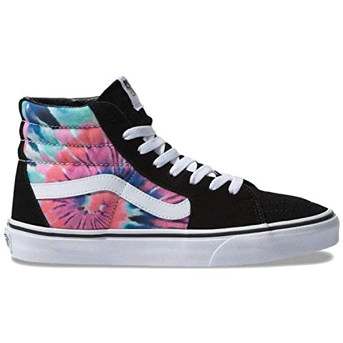 Vans Unisex SK8-Hi¿ (Tie-Dye) Multi/True White 8 Women / 6.5 Men M US