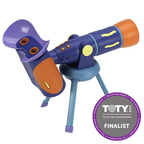 (Educational Insights GeoSafari Jr. Talking Telescope - Telescope for Kids)