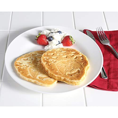 41z64MjZTeL - Bob Ross Waffle Maker