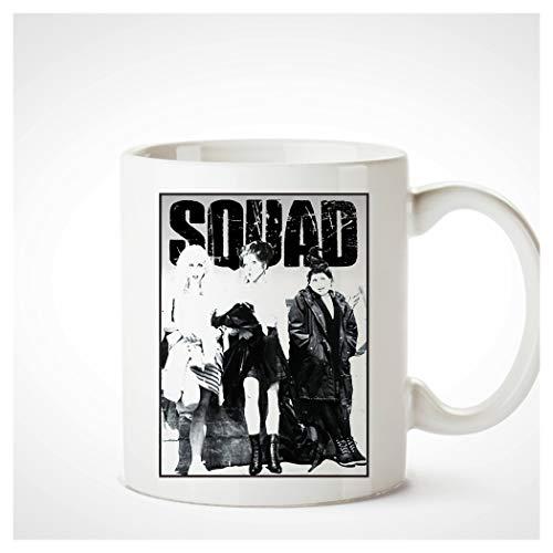 Squad hocus pocus Mug Halloween Squad Orange Mug -