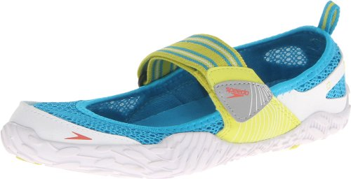 Speedo Women's Offshore Strap Amphibious Water Shoe,Sulphur