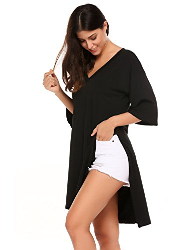 split side tunic - 1