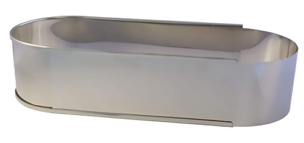 Lares - Molde para horno (forma ovalada para pan y pasteles, metal): Amazon.es: Hogar