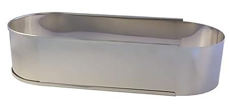 Lares - Molde para Horno (Forma Ovalada para Pan y Pasteles, Metal ...