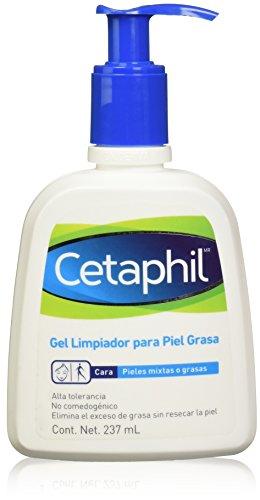 Cetaphil Gel Limpiador para Piel Grasa, 237 ml