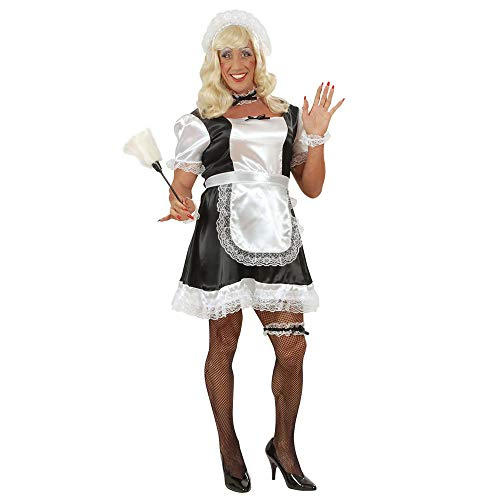 French Maid For Men - Drag Queens - Adult Fancy Dress Costume - 44-46