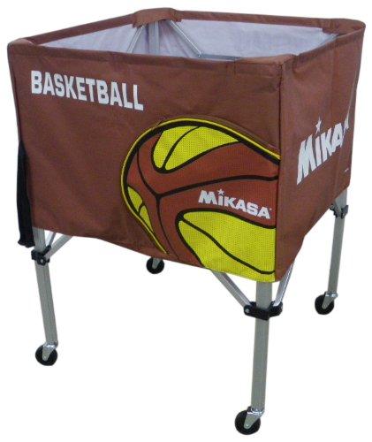 ミカサ ボールカゴ バスケットボール用ボールカゴ フレーム/幕体/キャリーケース3点セット BC-SP-S BB