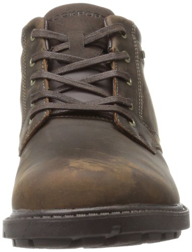 Amazon.com | Rockport Men's Rugged Bucks Waterproof Boot | Chukka