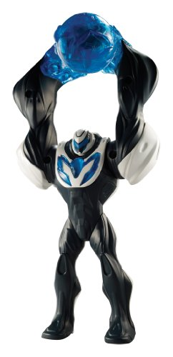 "Max Steel Deluxe Power Orb Max Steel 6"" Figure with DVD"