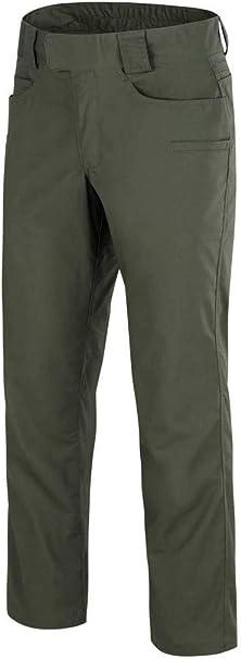 Helikon-Tex GREYMAN TACTICAL PANTS TAIGA GREEN DURACANVAS Hose