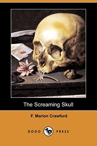 book cover of The Screaming Skull
