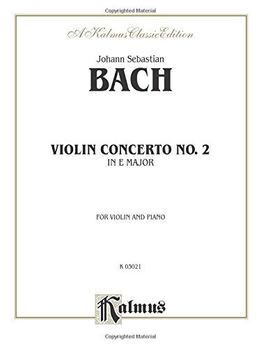 (Violin Concerto No. 2 in E Major (Kalmus Edition))