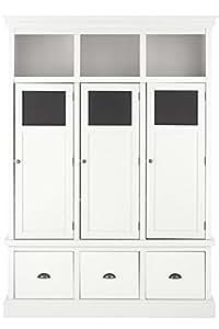 Amazon Com Home Decorators Collection Shelton Storage