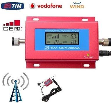 Mini Amplificador de señal de/Set, gsm repetidor de Red de ...