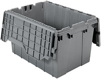6-Pk. Akro-Mils 12 Gallon Industrial Lid Flip