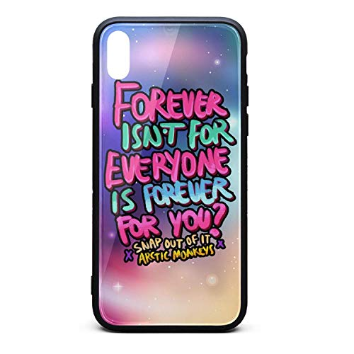 Arctic-Monkeys-Everyone-is-Forever-for-You- Accessories Trendy Cute Cell iPhone x xs case