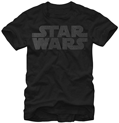 Star Wars-Simplest Logo T-Shirt Size S