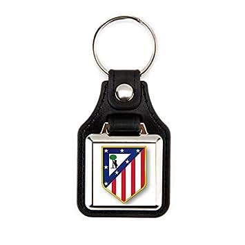 Llavero Club Atlético de Madrid con Escudo Antiguo (1 Unidad ...