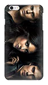 Cool The Vampire Diaries fashionable designed lovely pattern TPU phone protection case For iphone 6