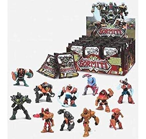 Giochi Preziosi Gormiti - Mini Figure 5 Cm In Bustina Ass. 4 Merchandising: Amazon.es: Deportes y aire libre