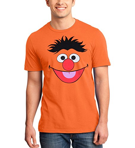 Sesame Street Ernie Face - Sesame Street Ernie Face T-Shirt