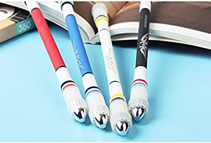 Zantec 5096 V11.0 Rutschfeste Beschichtung 21cm Spinning Pen Champion PS